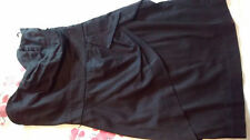 tfnc - Little black sexy strapless mini party dress - size S 8/10 ex condition