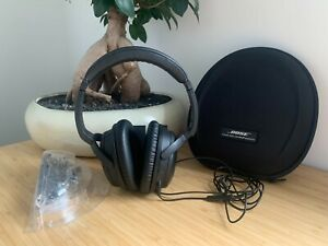 Bose QuietComfort 15 - Acoustic Noise Cancelling, Over-Ear Headphones - LIKE NEW