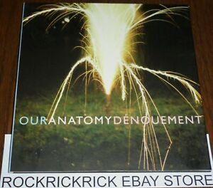 OUR ANATOMY - DENOUEMENT -6 TRACK CD EP- DIGIPAK (EXO030CD)