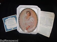 PRINCESS DIANA COMMEMORITVE PLATE- PEOPLE'S PRINCESS- DIANA QUEEN OF OUR HEARTS