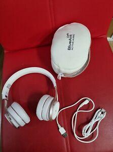 BLUEANT PUMP SOUL Bluetooth Headset Wireless Foldable Portable white