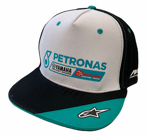 Petronas Sepang Racing Cap Snapback Motorsport Mens Racing Cap - Black - New