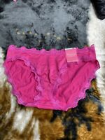 Sears Enchanting Panties Pink Size 5 Made In Hong Kong (R6)