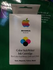 1 Apple color StyleWriter cartridge M3328G/A for StyleWriter 2400 & 2500 new