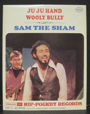 "SAM THE SHAM Hip-Pocket Records ""Ju Ju Hand"" MINT Sealed in Envelope"