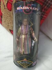 """Vir Babylon 5 Exclusive Premiere 10"""" SEALED Limited Edition Collector's Series"""