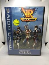 ** VR Troopers ** for Sega Mega Drive