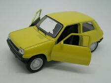 Automodels 1:32 -  WELLY - RENAULT 5 (jellow)