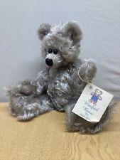 Winifred Bears By Jean King - GREY
