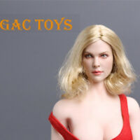 Film Star Charlize Theron Head Sculpt Fit 1/6 Action Figure Model Beauty Girl