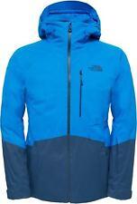 1f21d077ea THE NORTH FACE hommes fourbarrel isolé dryvent Veste ski rouge & Gris  asphalte M Articles pour ...
