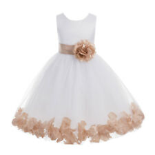 db7296bc3 Rose Petal Flower Girl Dress In Girls  Formal Wear