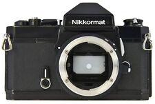 Nikon Nikkormat FT3-AI Mount-Negro -