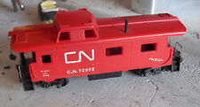 Vintage Ho Scale Canadian National Cn 72952 Red Caboose Car