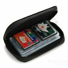 Memory Card Storage Carrying Case Holder Wallet For HC MMC CF Micro SD