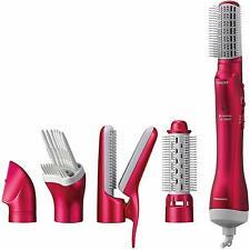 PANASONIC EH-KN9C-RP  Nanoe Hair Brush Dryer KURUKURU Nano Care Rouge Pink NEW