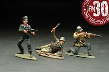 Figarti Pewter Ww2 German Etg-023 Here They Come Mib