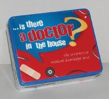 Is There a Doctor in the House?: The Interactive Medical Knowledge Game