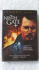 The Ninth Gate (DVD, 2007)