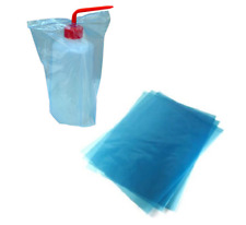 Tattoo Wash Bottle Bags x 250 - Disposable Covers Sleeves - 150mm x 260mm