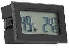 Thermometer Hygrometer mini Thermo-Hygrometer Luftfeuchtigkeit Temperaturmesser