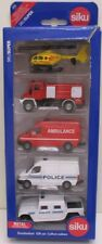 Siku 6289 - Gift Set - 5 Emergency Vehicles