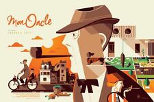 MON ONCLE JACQUES TATI TOM WHALEN limited edition print #150