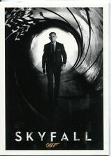 James Bond Archives 2014 Skyfall Chase 203 The Complete James Bond - Skyfall