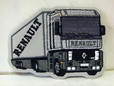 Un écusson aufbügler patch renault trucks - 8 x 11 CM