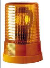 Hella KL710 amber lensed beacon - 3 point fix