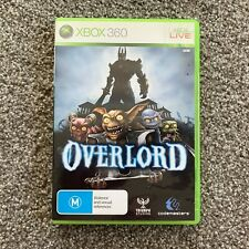Overlord (Xbox 360) Game (Xbox One Compatible)