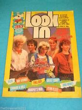 April Look - In Children's Weekly Magazines