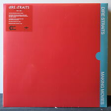 DIRE STRAITS 'Making Movies' 180g Vinyl LP + Download NEW & SEALED