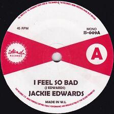 Northern Soul-----JACKIE EDWARDS--I Feel So Bad-