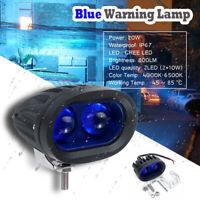 Carrello elevatore LED camion blu avviso lampada sicurezza lavoro Kit luce Spot