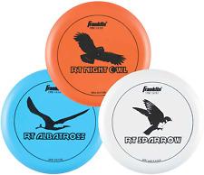 3 Pack Disc Golf Pro Set Sports Pvc Tournament-Style Putter Disc Ball Golfing