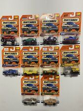 Matchbox Lot With 2000 Logo Lot Of 10
