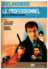 Le Professionnel  (Jean-Paul Belmondo) - DVD