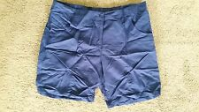 Sabena two (2) pairs Beige and Navy elastic back Shorts sz20 BNWT free post E29