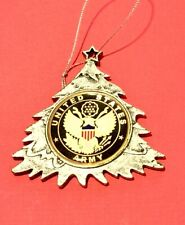 UNITED STATES ARMY CHRISTMAS TREE ORNAMENT PERSONALIZED & SHIP FREE