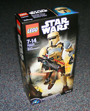 STAR WARS LEGO 75523 SCARIF STORMTROOPER BUILDABLE FIGURE BRAND NEW SEALED
