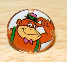 2 Vtg Toy Gum Ball Machine Prize Ring Magilla Gorilla Hanna Barbera 1970s NOS