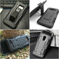 Military Armor Kickstand Belt Clip Holster Case For Samsung Galaxy S6 Edge Plus