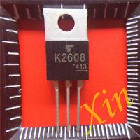 1pcs new 2SK2608 K2608 TO-220 MOS FET N-chn 900V 3A