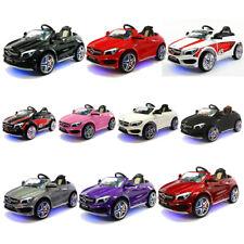 Mercedes Benz CLA45 Amg 12V Kids Ride-on Carro Pai 2.4ghz R/C Luzes De Led MP3