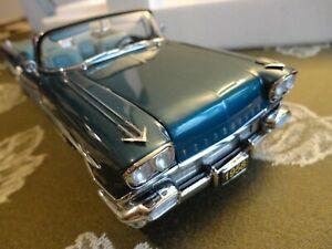 Danbury Mint 1958 Pontiac Bonneville Convertible 1:24