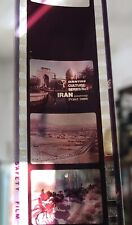 vintage 60s 70s Qantas Aviation Travel Series Iran Slide Film Projection Photo's