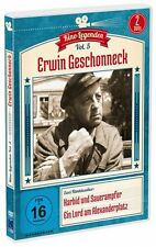 Erwin Geschonneck - Kino-Legenden Vol. 5 # 2 DVD Box