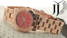 New Marc by Marc Jacobs Amy Quartz Analog Red Dial Women's Watch MBM3305 26MM