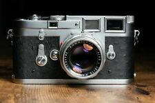 Leica M3 Double Stroke with Summicron 50mm f2 lens